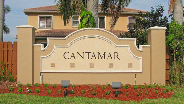 Cantamar HOA frequently asked questions