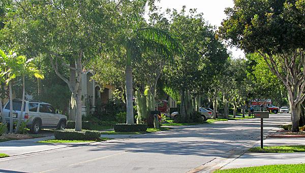 Cantamar streetscape