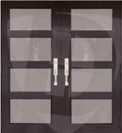 bronze door sample